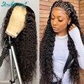 Rosabeauty, длинные волнистые парики из человеческих волос, 28 Дюймов, 30 дюймов