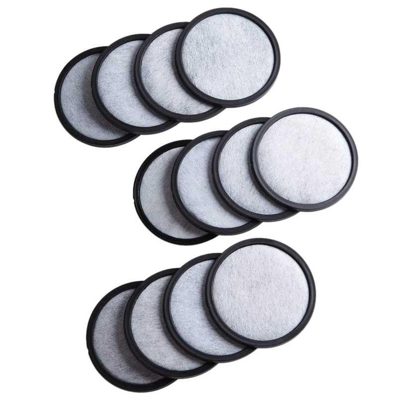 12 шт. в комплекте Премиум активированный уголь Водяной фильтр диск для всех Mr.
