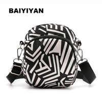 New Waterproof Ladies Shoulder Bag Yoga Gym Bag High Quality Nylon Women Crossbody Bags Female Casual Outdoor Traveling Bag