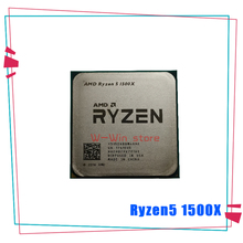 CPU Processor 1500x3.5-Ghz Amd Ryzen Quad-Core AM4 65W Yd150xbbm4gae-Socket L3--16m R5