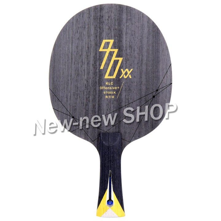 Original Yinhe Galaxy New 970xx -k ( Used By Dpr Korea National Team) Kevlar Carbon Table Tennis Blade Ping Pong Bat Racket