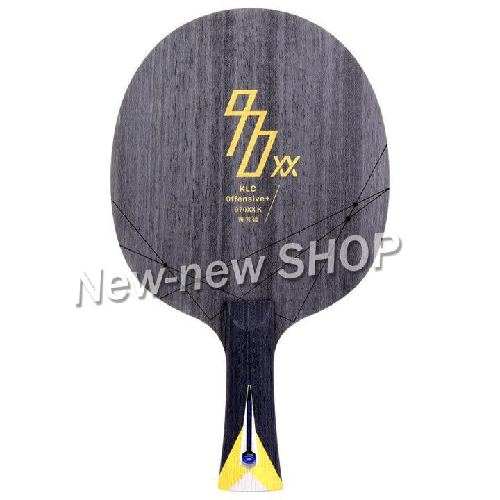 Original Yinhe Galaxy New 970xx -k ( Used By Dpr Korea National Team) Kevlar Carbon Table Tennis Blade Ping Pong Bat Racket