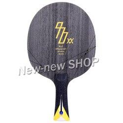Original Yinhe nuevo 970xx-k (usado por Dpr corea del equipo nacional) Kevlar hoja de tenis de mesa de carbono Ping Pong bate raqueta