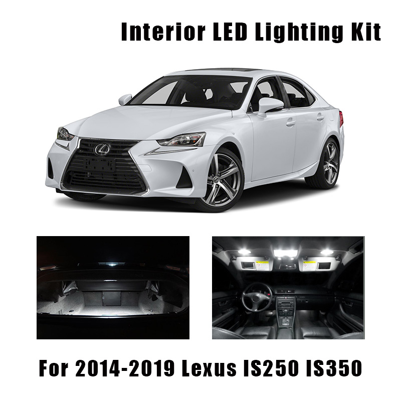 2019 Lexus IS250 IS350