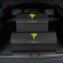 Пользовательские автомобильный багажник Органайзер коробка кожаная сумка для хранения для Bmw hyundai kia mazda toyota RAV4 peugeot 307 ford Lexus автомобильные а...