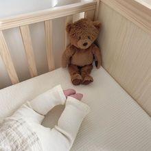 8119 Children Gift Big Bear Doll Small Doll Hugging Bear Sleeping Pillow Doll Plush Toy Korean