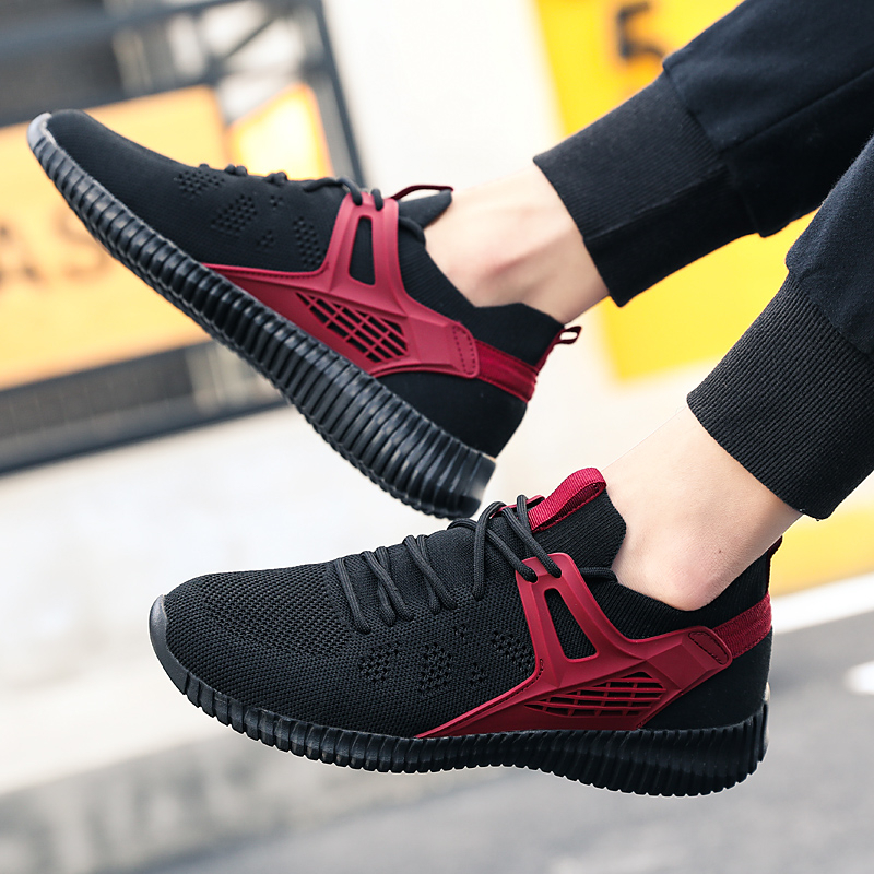 2019 New Listing Men Running Shoes Men Design Brand Sneakers Trainers Shoes Men Air Fashionable Sports Shoes Men