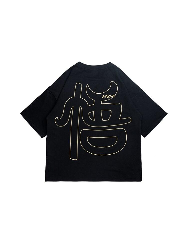 100% хлопок Летние мужские футболки с коротким рукавом Футболка для скейтборда мальчик скейт футболка Топы мужские рок хип хоп Уличная одежда модная футболка - 2