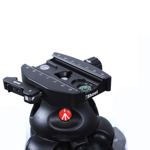 Image 5 - iShoot Metal Lever Clamp for Gitzo GH1780 GH2780 GH3780 Series & RRS Tripod Ball Head and Manfrotto ARCA SWISS Fit Camera