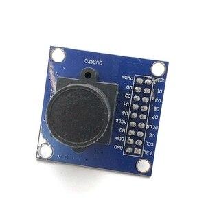 Image 3 - OV7670 カメラモジュールOV7670 modulesupports vga、cif自動露出制御ディスプレイのアクティブサイズ 640X480 arduinoのための