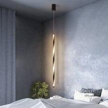 Современные светодиодный подвесные светильники для спальни столовой