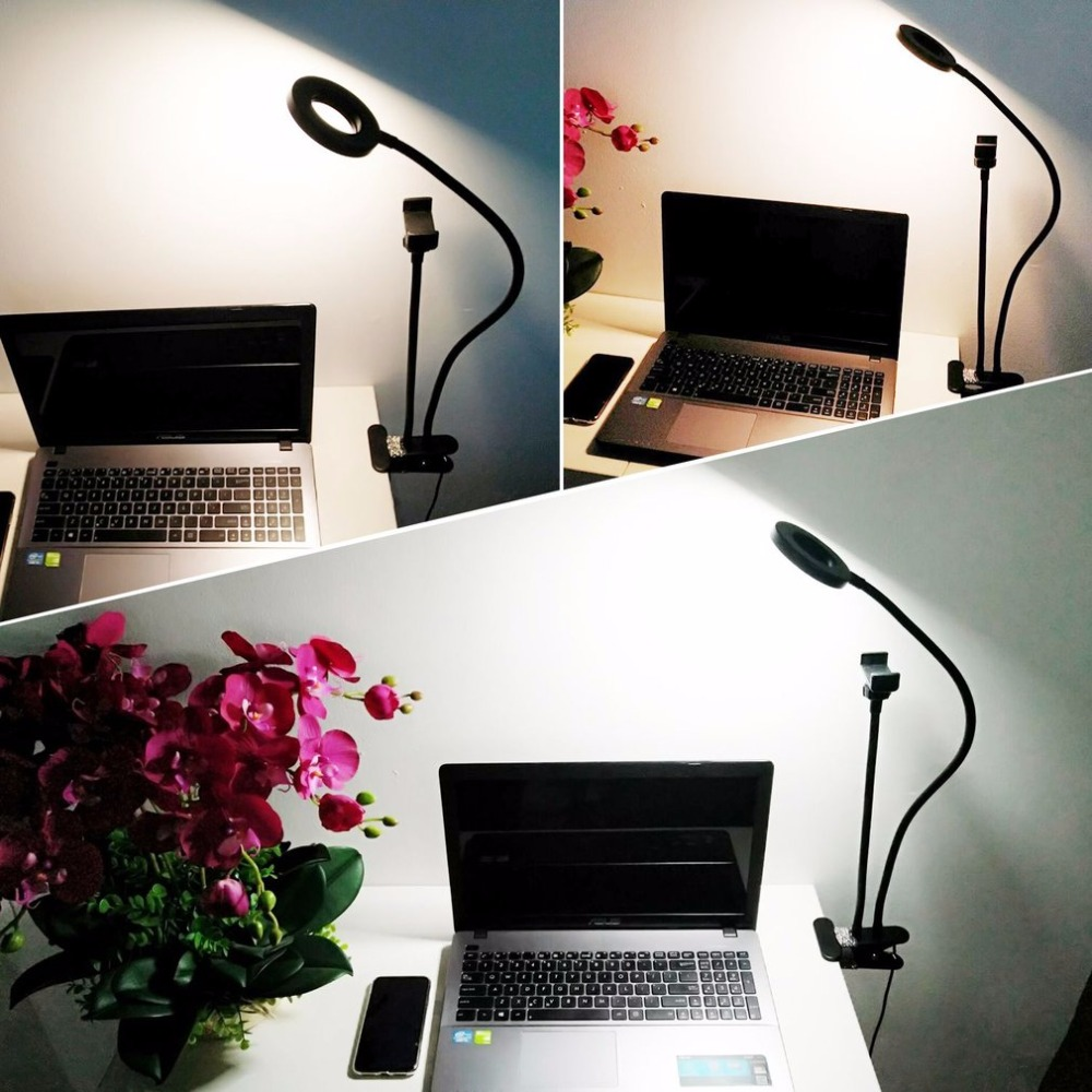 Computer - 2-in-1 Magic Ring Light