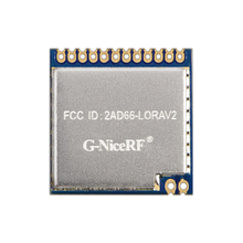 2pcs/lot FCC certified 868MHz