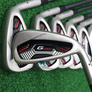 NEW golf clubs G410 golf iron set 4-9.U.W.S (9pcs) golf irons Graphite or steel Shaft With Headcover