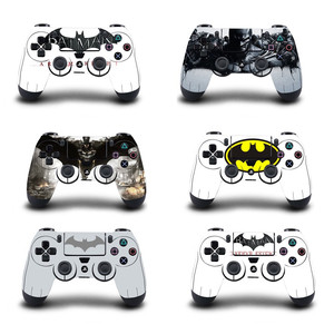 Batman Protective Cover Sticker For PS4 Controller Skin For Playstation 4 Pro Slim Decal PS4 Skin Sticker Vinyl Accessories