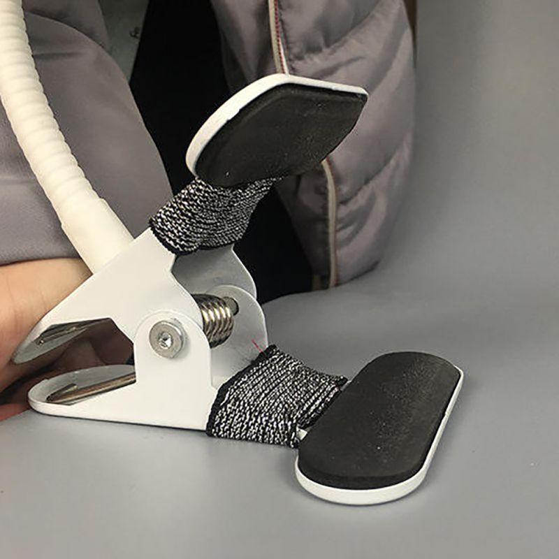 360 Rotating Mobile Phone Bed Desktop Stand Mount Flexible Holder Practical Tablet Stands Phone Holder Bracket Tablet Stands
