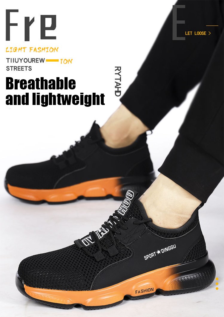 SFS Sturdy Hypersoft Non-Slip Breathable Cushioning Sneakers