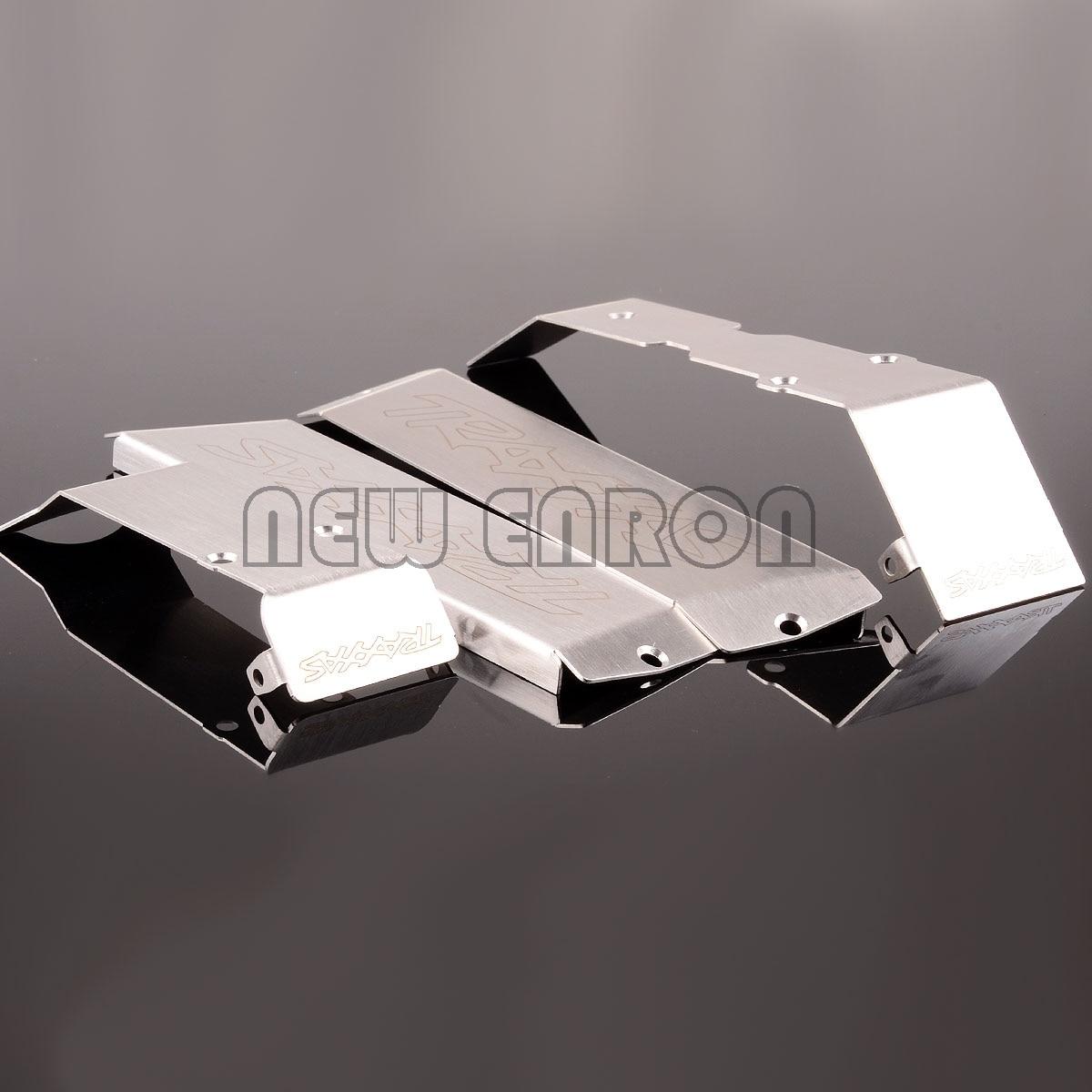nova enron aco inoxidavel chassis armadura protecao skid placa rvo2pa para 1 10 1 10