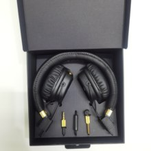 Major ii eu prendi fone de ouvido dobrável portátil para fones de ouvido marshall com microfone e saco