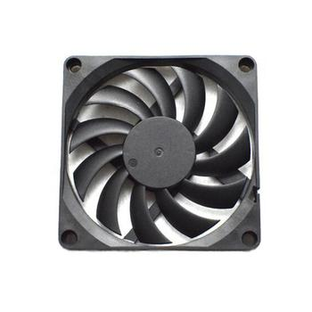 Large Air Volume 3000RPM 80mm DC 5V 2 Pin Silent PC Computer Case Plastic Cooling Fan Cooler Radiator image