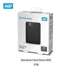 Western Digital Original WD Elements 5TB Externe Festplatte 2.5