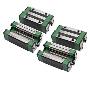 Image 3 - 4pc HGH20CA HGH15CA Linear Narrow carriges Sliding  match use HIWIN HGR20/15 linear guide for linear rail CNC diy parts