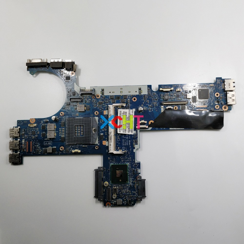 For HP EliteBook 8440P Series 594028-001 KCL00 LA-4902P UMA NoteBook PC Laptop Motherboard Mainboard Mainboard