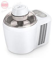 Household Full Automatic Fruit Ice Cream Machine Home Ice Cream Maker Yoghurt Dessert Maker No Need Pre cooling 220V 0.6L