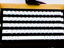 Dyesub طباعة كيكابس ل الميكانيكية لوحة المفاتيح صبغ الفرعية PBT كيكابس الروسية الطباعة رمز
