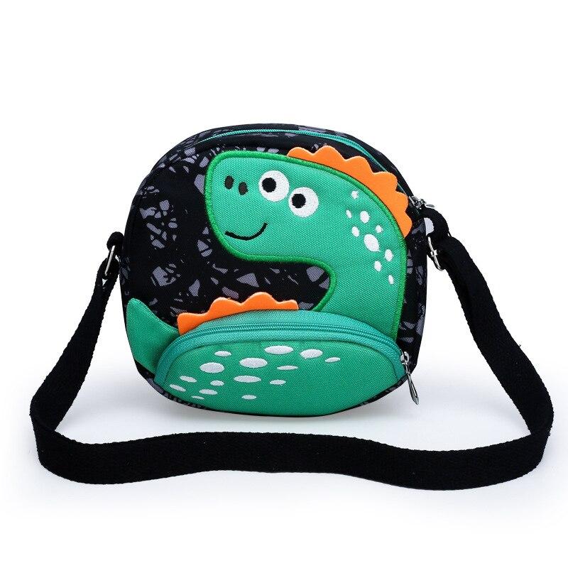 Cute Cartoon Kids Backpack With Belt Children's Gift Kindergarten Baby Oblique Span Bag Mini Slant Bag Free Shipping