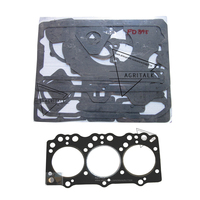Taishan KAMA KM454 tractor with engine FD395T  the set of gaskets including the cylinder head gasket  part number: