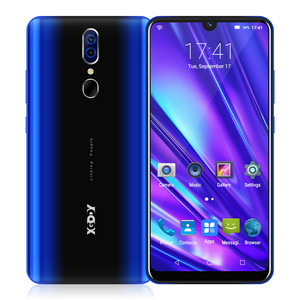 "Image 2 - XGODY 9T Pro 3G Smartphone Android 9.0 6.26"" 19:9 Waterdrop Screen 2GB 16GB Quad Core Dual Sim 5MP Camera GPS Wi Fi Mobile Phone"