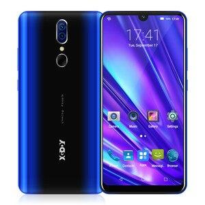 """Image 2 - XGODY 9T Pro 3G akıllı telefon Android 9.0 6.26 """"19:9 Waterdrop ekran 2GB 16GB dört çekirdekli çift Sim 5MP kamera GPS Wi Fi cep telefonu"""