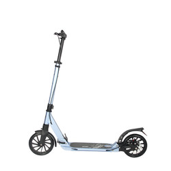 Kick Scooter with Disc Brake for Adults Teens  Handbrake Scooter Push Folding Scooter 8 Inch Wheels perfect for Urban/City