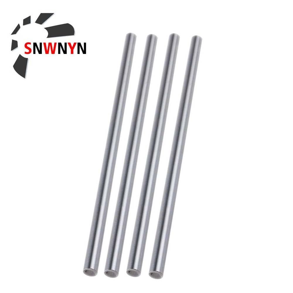 4 stücke Linear Optischen Achse 6mm 8mm 10mm 12mm 16mm 20mm Linear Welle 3d drucker 8mm X 400mm Zylinder Liner Schiene Achse CNC Teile