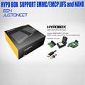Новая Оригинальная HYPOBOX/HYPO BOX Поддержка eMMC/eMCP  UFS и NAND включает поддержку PCle Pin-out программирования