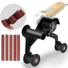 Adaptateur de courroie de ponçage, pour meuleuse d'angle en fer M14/M10, accessoires pour ponceuse, polisseuse
