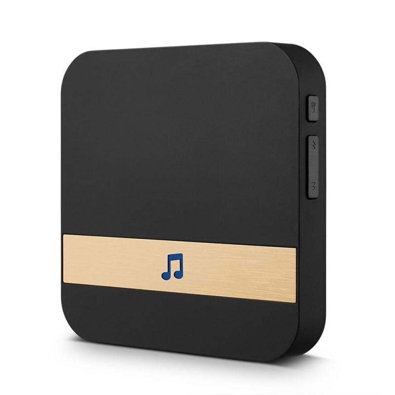 2019 Wireless WiFi Remote Smart Doorbell Ring Camera Door Bell Ding Dong Machine 2.4GHz Video Camera Phone Intercom PIR Security