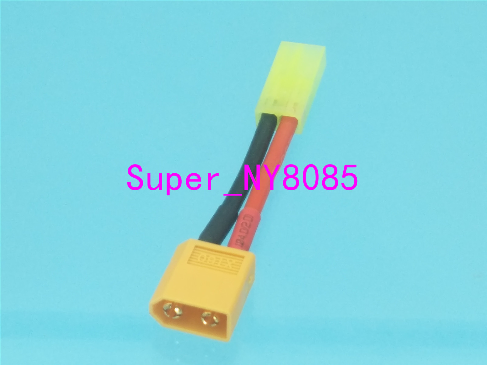 No Wire Adapter Connector Mini Tamiya To XT60 For RC Quadcopter Car Boat Plane