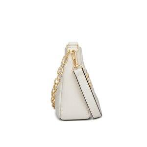 Image 4 - 2020 ホットzooler女性バッグ最初の本革バッグの女性デザイナークロスボディショルダーバッグ有名なブランドのショルダーバッグファッション財布