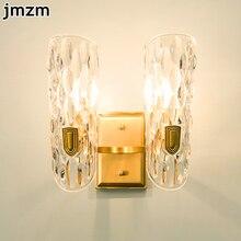 Jmzm классические настенные лампы Гостиная туалетный столик
