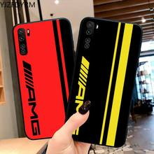 Luxury Mercedes Benz AMG Car Phone Case For OPPO