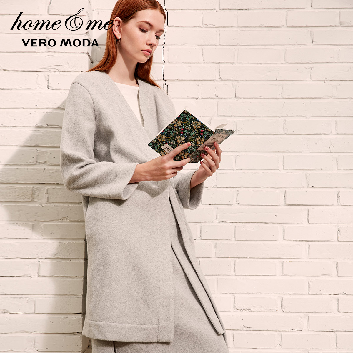 Vero Moda New Women's Mid-length Waist Belt Knitted Cardigan | 3184R3507