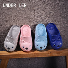 Новинка летняя детская обувь сандалии для мальчиков и девочек