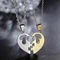 Хрустальные веревочные бусины в форме сердца, длинная цепочка, ювелирные изделия, подарок для любимого, аксессуары, Ожерелье Стразы, сердце ...