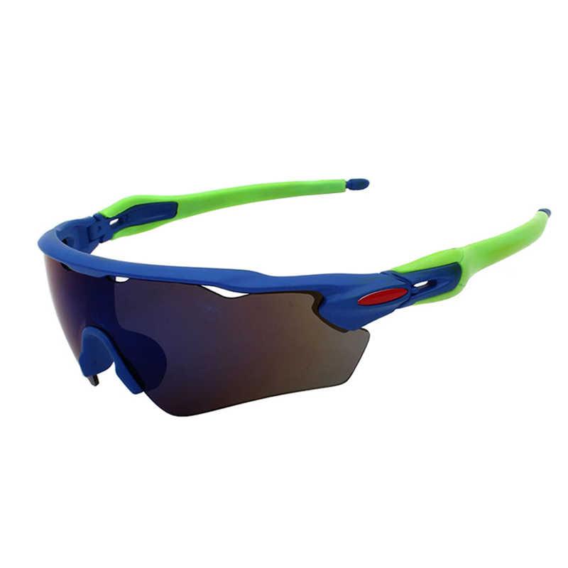 Мужские и женские солнцезащитные очки для велоспорта с защитой от уф400 лучей