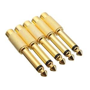 5 pces 6.35mm 1/4