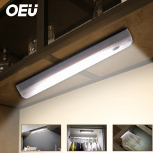 Under Cabinet Lights for Kitchen Bedroom Wardrobe Closet LED Night Light Indoor Lighting Battery Wall Lamp Cupboard Backlight