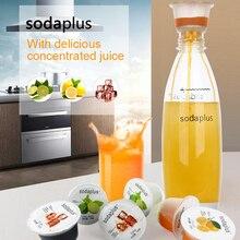 Sodaplus машина Сода напиток источник сверкающей воды домашний портативный домашний газированный аппарат карбонатор бар пузырь напиток производитель