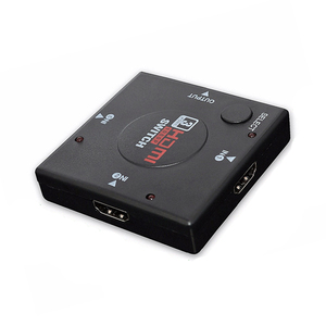 Image 1 - Hdmi Splitter Adattatore Cavo 1.4b 1080P Switcher Switch Hdmi 3 in 1 Out Port Hub per Xbox PS3 PS4 hdtv